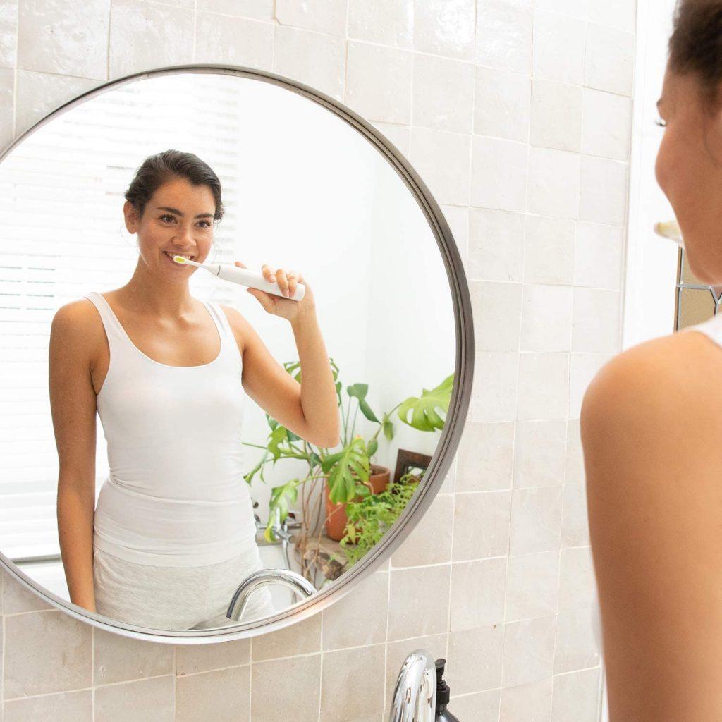 cepillo para los dientes eléctrico