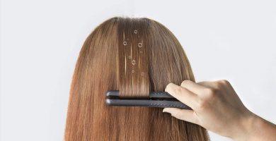 plancha para el pelo mini