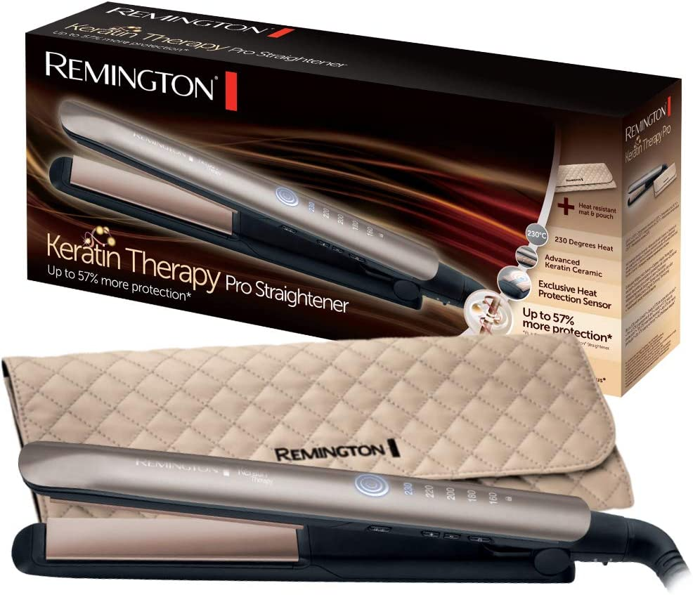 Mejores planchas de pelo de Remington