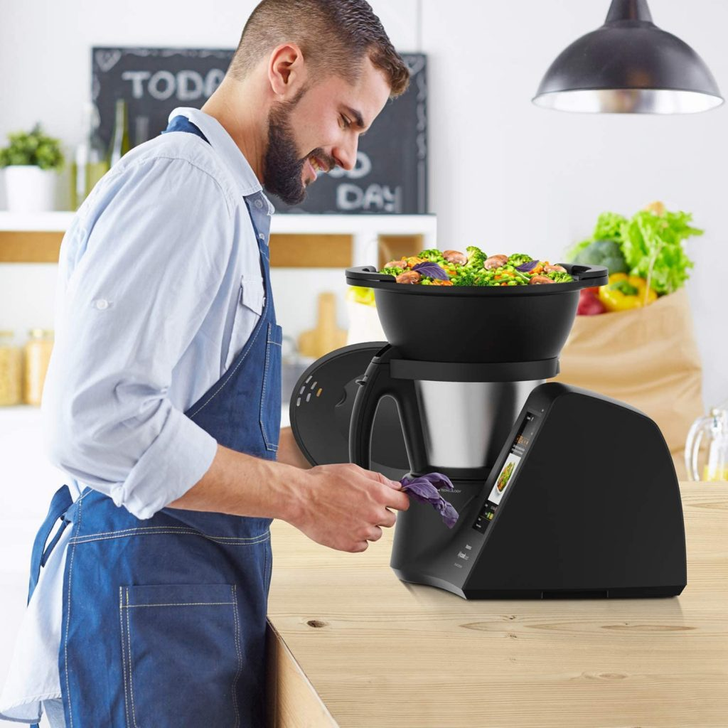 Taurus Mycook Touch vs Thermomix