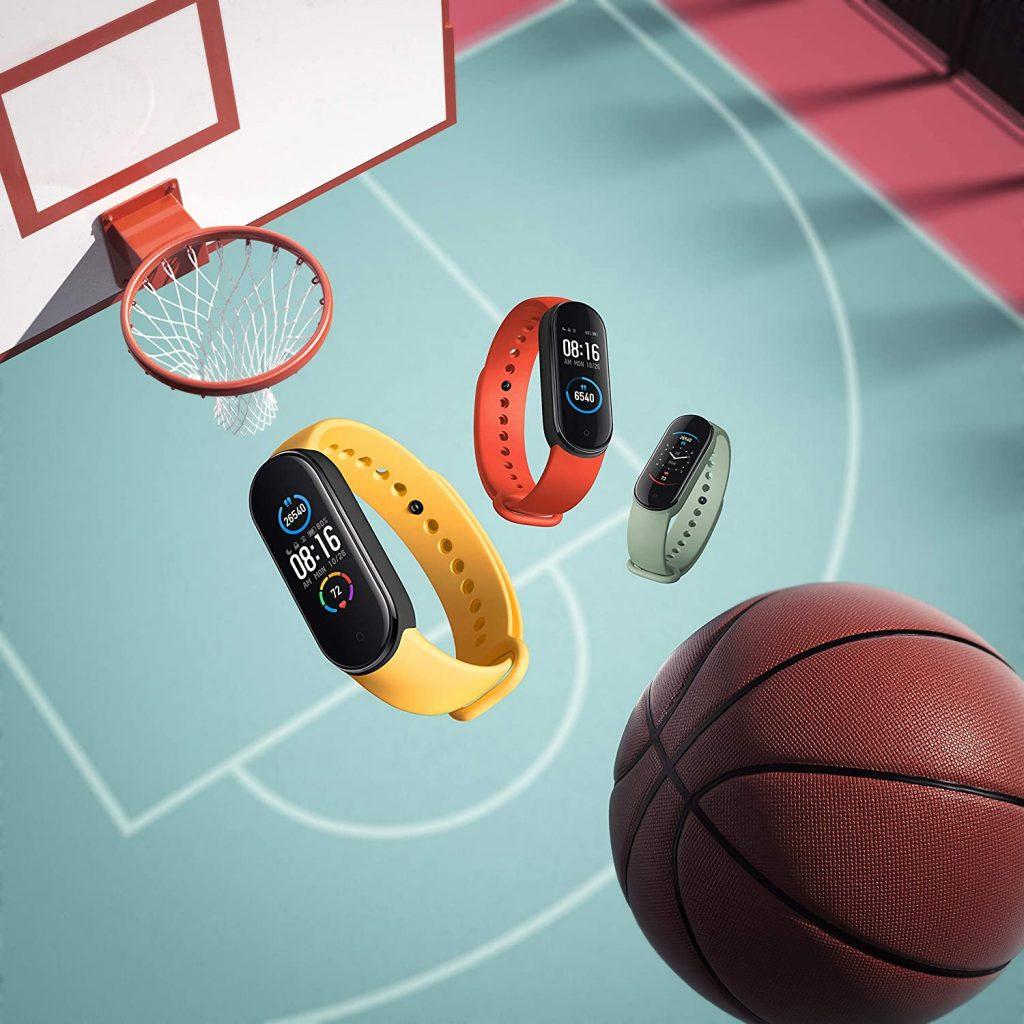 Xiaomi vs Fitbit pulsera de actividad